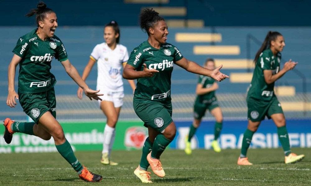 Palmeiras x São José - Paulista feminino de futebol