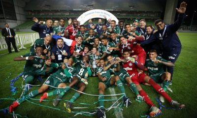 Palmeiras Brasileiro Sub-20 Goiás