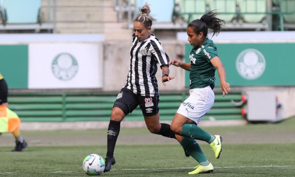 Palmeiras x Santos Brasileiro Feminino Internacional Grêmio Avaí Kindermann Ponte Preta