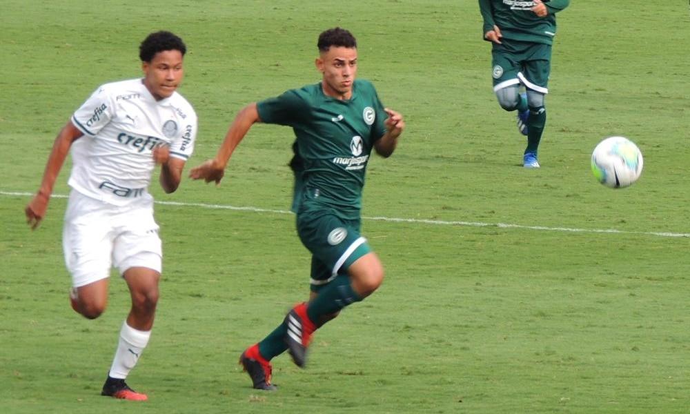 Brasileiro Sub-20 Palmeiras x Goiás