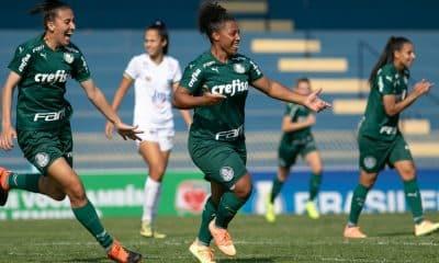 Palmeiras - Santos - Allianz Parque - Brasileiro Feminino