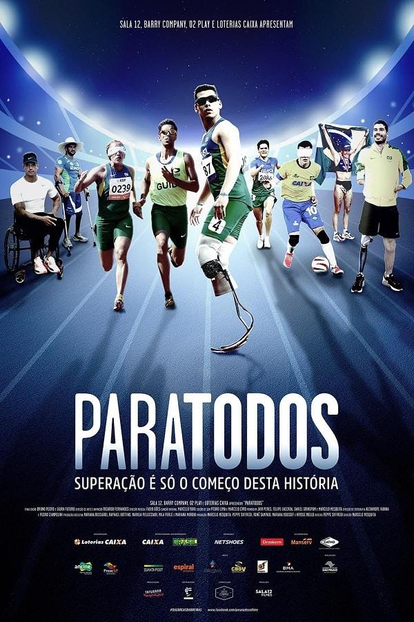 No OTD Cultural em vídeo dessa semana, listamos Sete filmes e documentários sobre esportes paralímpicos em homenagem ao Dia Nacional do Atleta Paralímpico