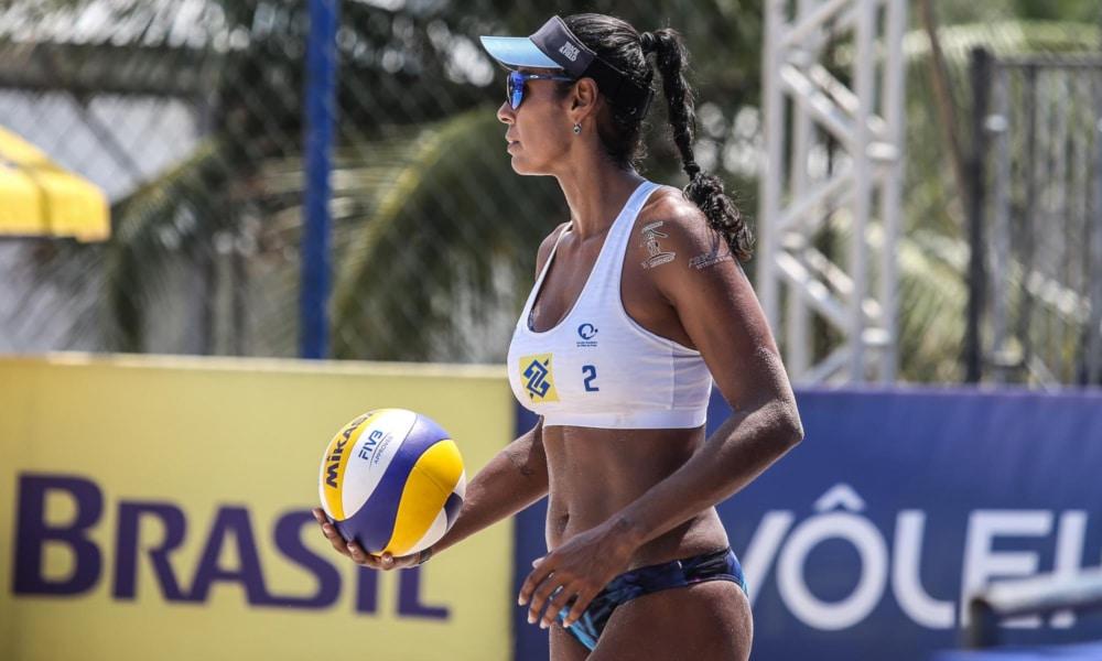 Paula Pequeno Circuito Brasileiro Vôlei de Praia
