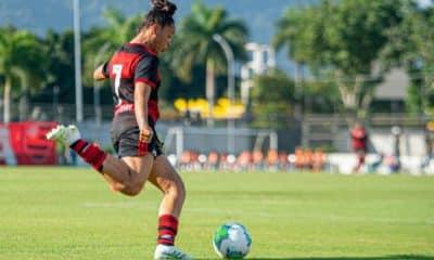 Rafa Barros Flamengo Brasileiro Feminino Vitória
