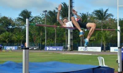 Renan Gallina - Salto em altura - Atletismo