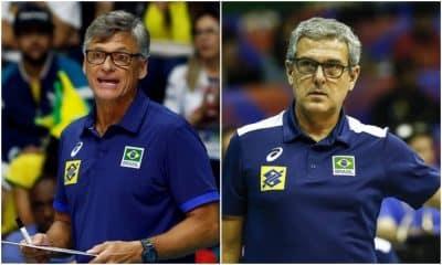 Liga das Nações - Renan Dal Zotto - Zé Roberto Guimarães