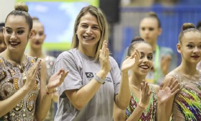 Camla Ferezin avalia integração entre ginásticas como fundamental