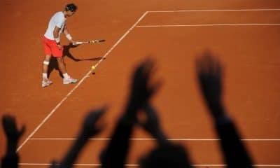 Roland Garros - Coronavírus - Protocolos Público