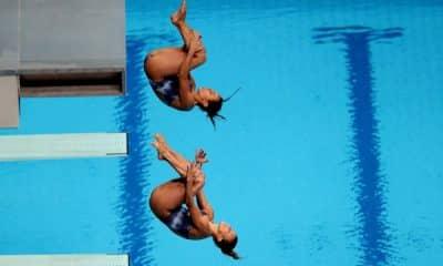 Saltos Ornamentais Seleção Brasileira Sul-Americano Virtual