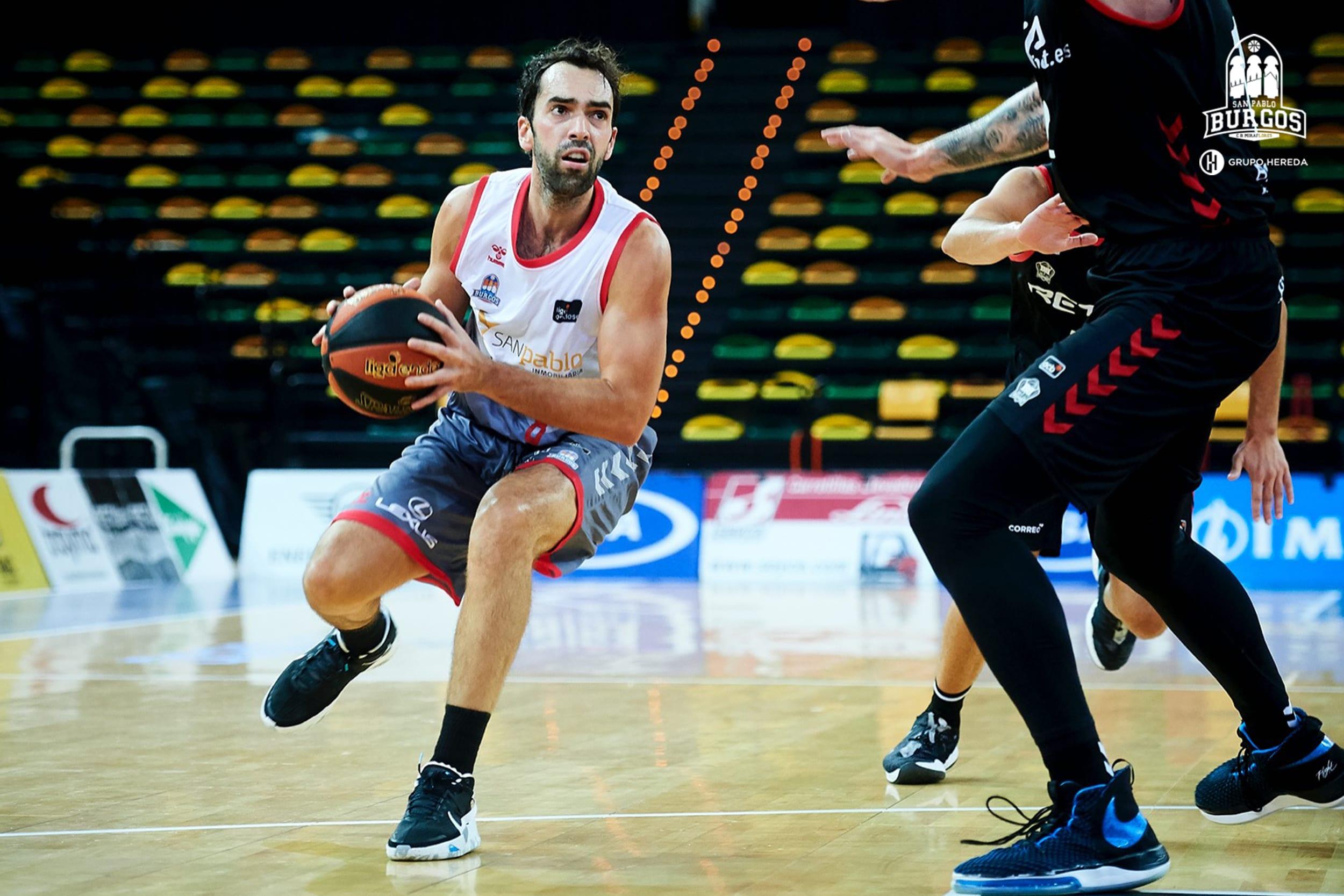 Benite é destaque na vitória do San Pablo Burgos