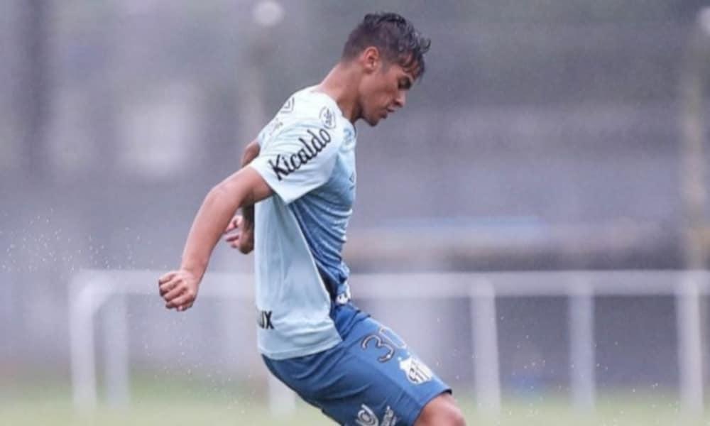 Santos Brasileiro Sub-20 Fluminense