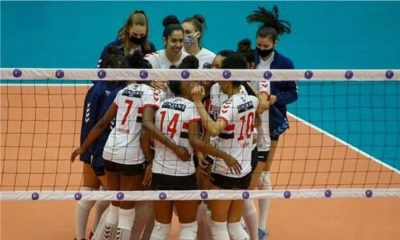 São Paulo/Barueri - Pinheiros - Campeonato Paulista de vôlei feminino