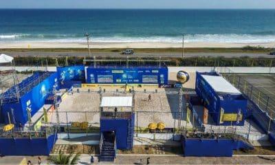 ao vivo Circuito Brasileiro de vôlei de praia
