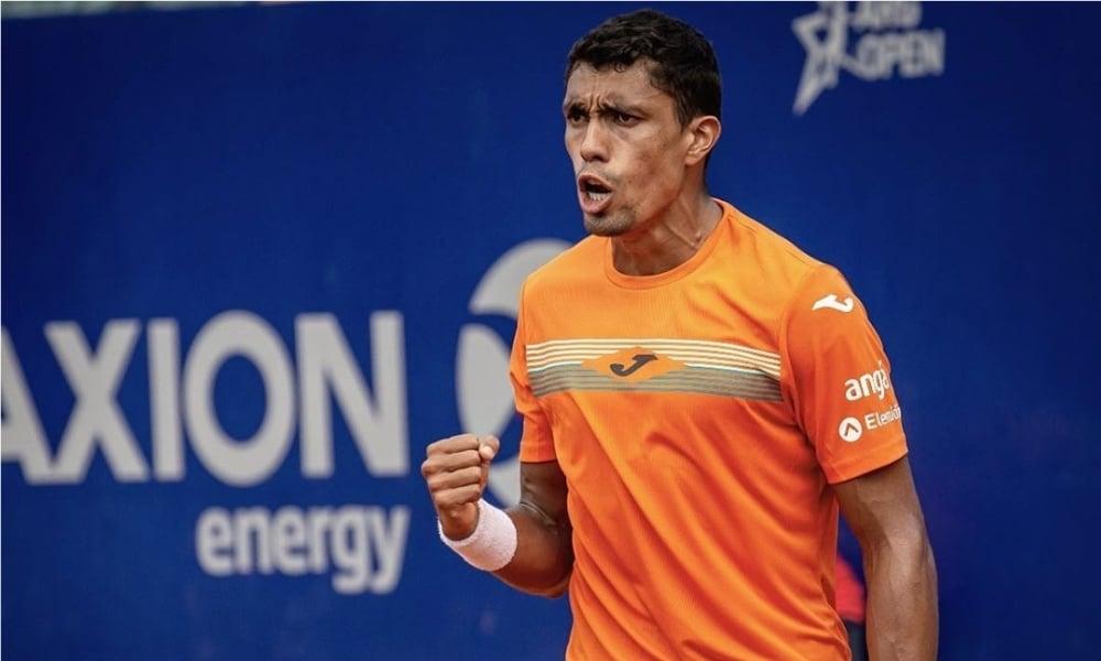 Thiago Monteiro - Roland Garros - Marcelo Demoliner