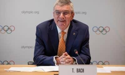 Thomas Bach - COI - Tóquio 2020 - Coronavírus