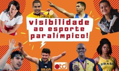 Visibilidade do esporte paralímpico - Dia do Atleta Paralímpico - Esporte Paralímpico - Jogos Paralímpicos