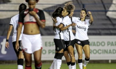 Corinthians Vitória Campeonato Brasileiro de futebol feminino brasileirão de futebol feminino