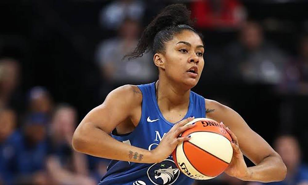 Damiris WNBA Basquete