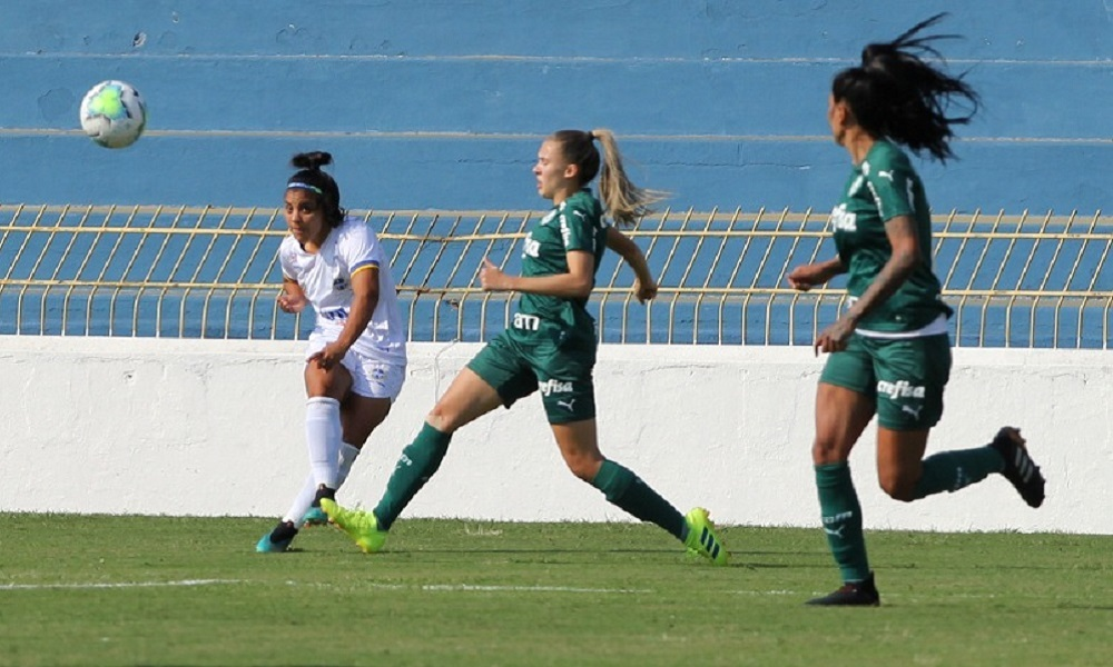 São José e Palmeiras ficam no empate no Brasileirão Feminino