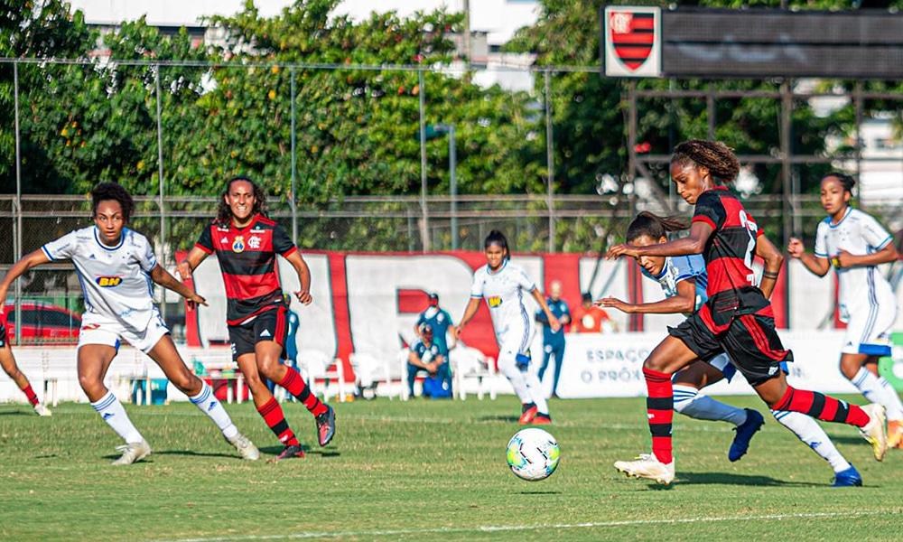 Flamengo Cruzeiro Brasileiro de Futebol Feminino