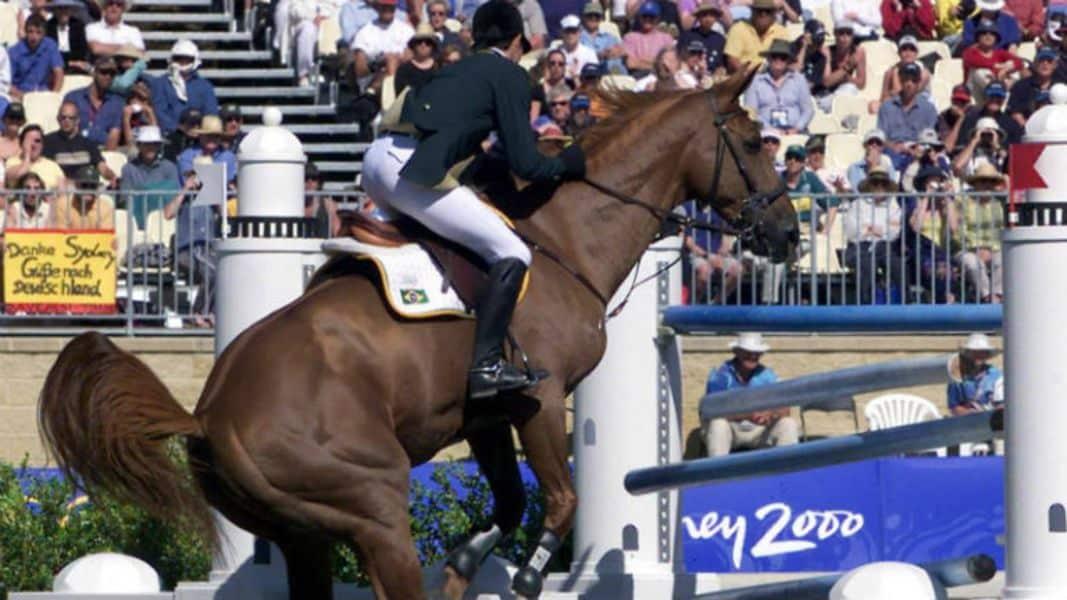 Sydney-2000 Rodrigo Pessoa Baloubet