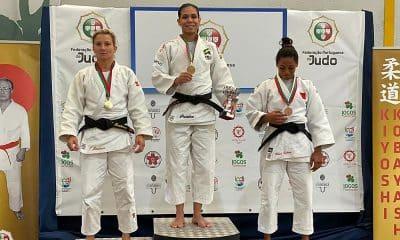 Jéssica Pereira judô torneio Portugal Taça Internacional Kiyoshi Kobayashi