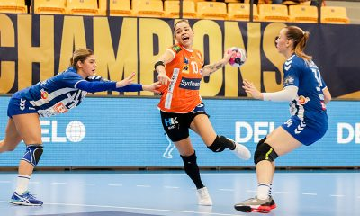 Jéssica Quintino Odense Babi handebol feminino Champions League