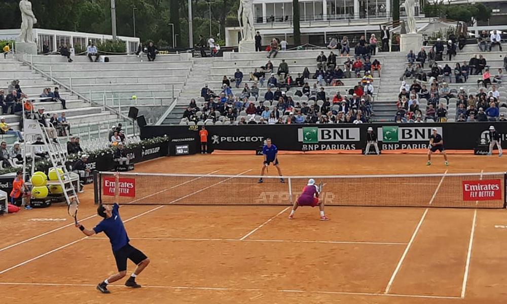 Marcelo Melo Lukasz Kubot Masters 1000 de Roma semifinal 2019