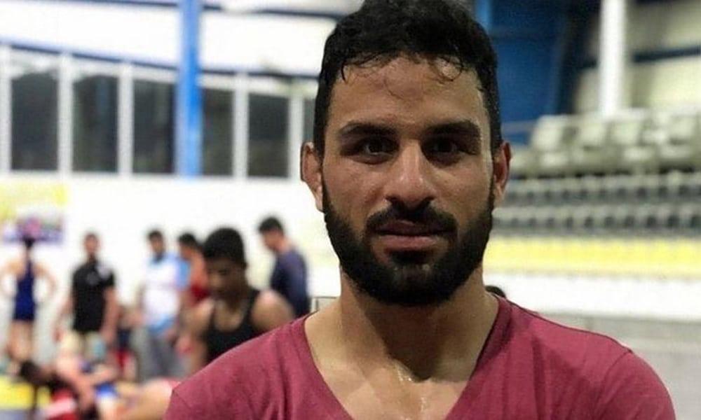 Navid Afkari execução Irã luta greco-romana