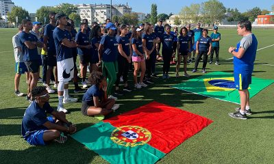 seleção brasileira atletismo missão europa portugal volta COB