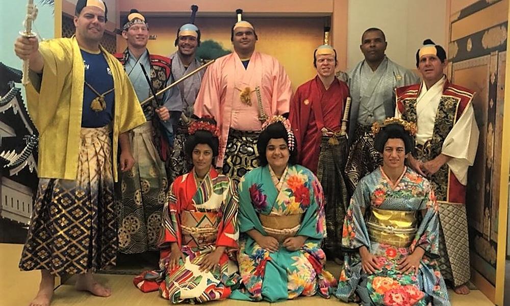 Hirosaki seleção brasileira de judô paralímpico