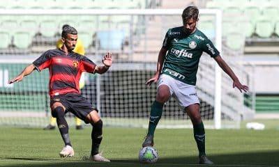 Palmeiras x Vitória - Brasileiro Sub-20 de futebol