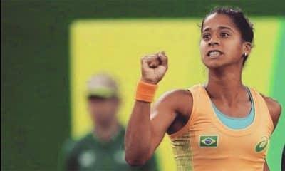 Teliana Pereira aposentadoria tênis