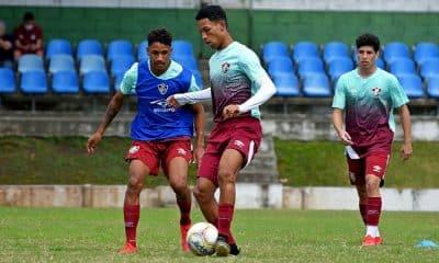 Fluminense encara o Bahia na estreia do Brasileiro sub-20 ao vivo