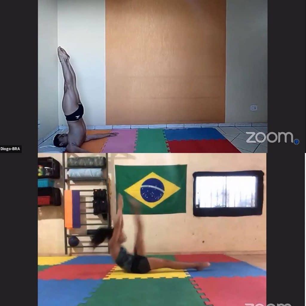 Brasil leva 11 medalhas no Campeonato Sul-Americano Virtual de Saltos Ornamentais; foram cinco de ouro,cinco de prata e uma de bronze