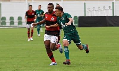 Flamengo e Goiás decidem vaga na Copa do Brasil sub-20 ao vivo