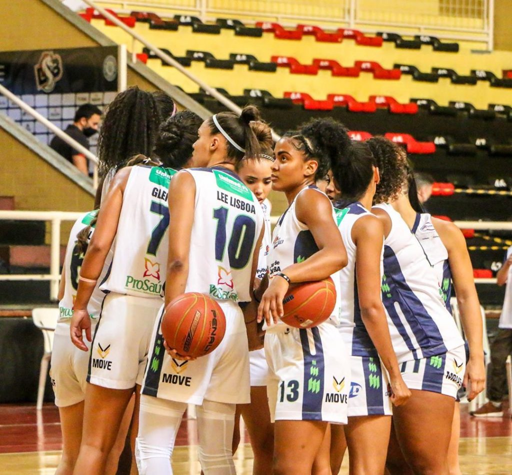 Sorocaba visita o Santo André pelo Paulista de basquete feminino ao vivo
