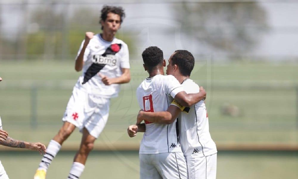 Vasco e Ceará - Vasco - Ceará - Campeonato Brasileiro Sub-20