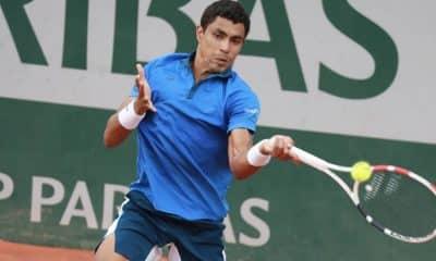 Thiago Monteiro Roland Garros Luisa Stefani