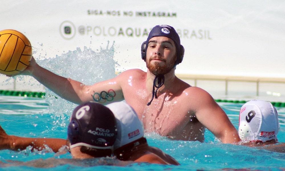 Liga masculino de Polo Aquático terá a participação de 12 equipes