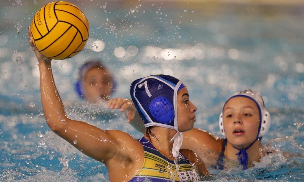 Cinco equipes disputam Liga Feminina de Polo Aquático