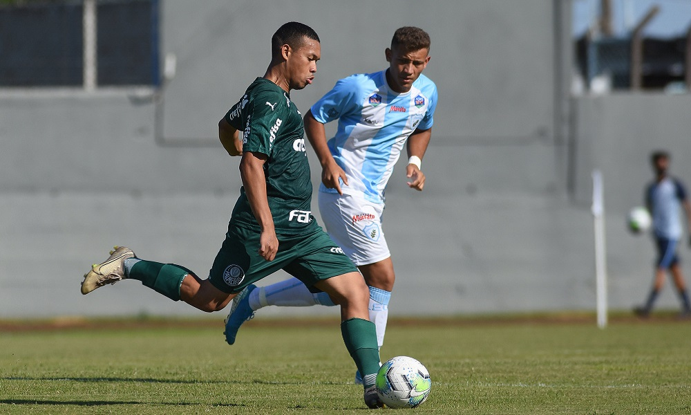 Após empate no primeiro jogo, Palmeiras e Londrina decidem vaga nas quartas da Copa do Brasil sub-20