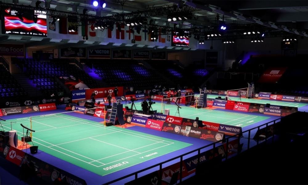 Aberto da Dinamarca de badminton - Circuito Mundial de badminton - Pandemia de coronavírus