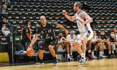 Bauru x Paulistano - Paulistano masculino de basquete
