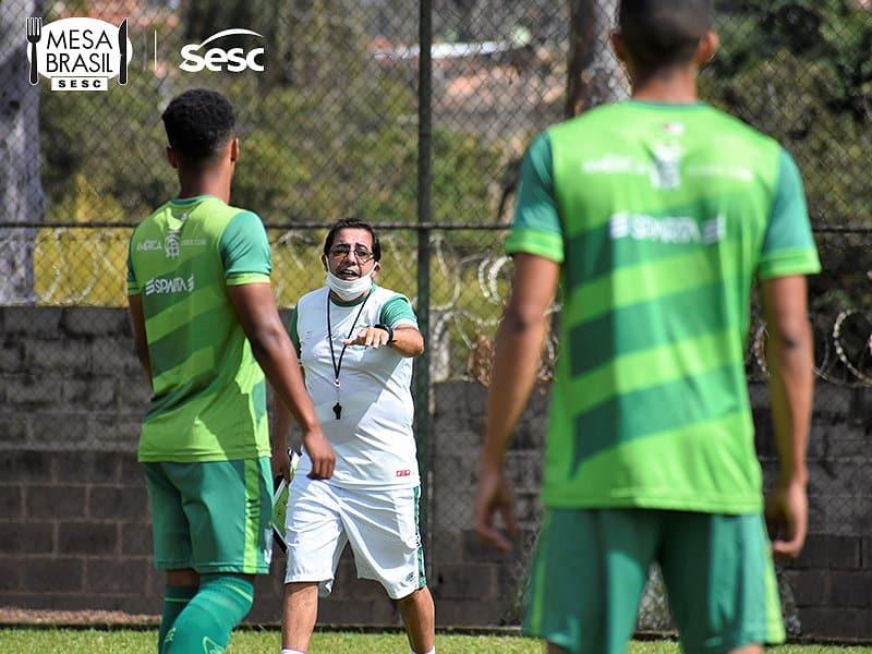 Acompanhe ao vivo pelo OTD o confronto entre América-MG e Sport Recife, válido pela 3ª rodada do Campeonato Brasileiro Sub-20