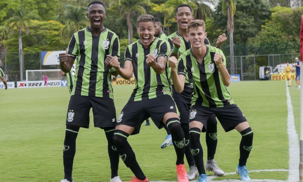 Fluminense x América-MG - Brasileiro Sub-20