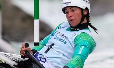 Ana Sátila - Copa do Mundo de canoagem slalom