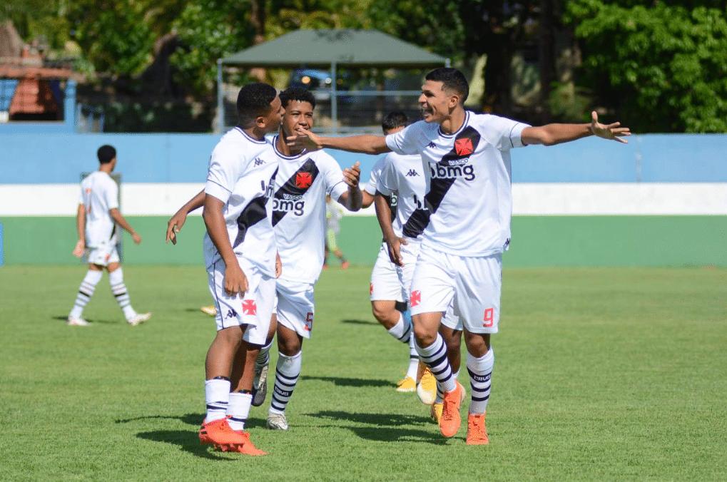 vasco brasileiro sub-20 internacional futebol