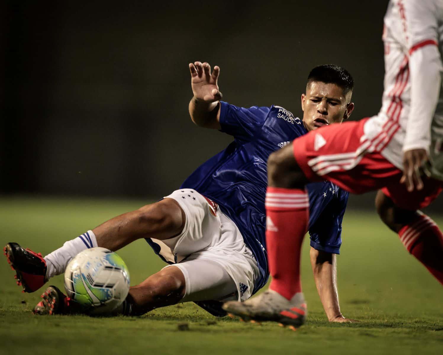 Assista ao vivo: Cruzeiro x Ceará - Campeonato Brasileiro Sub-17