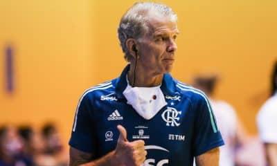 Bernardinho Sesc Flamengo